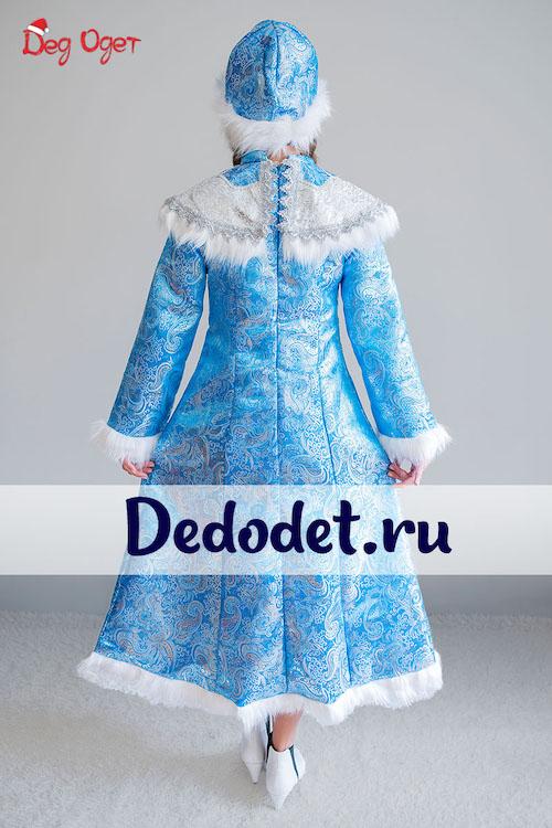 Костюм Снегурочки Новогодний 3