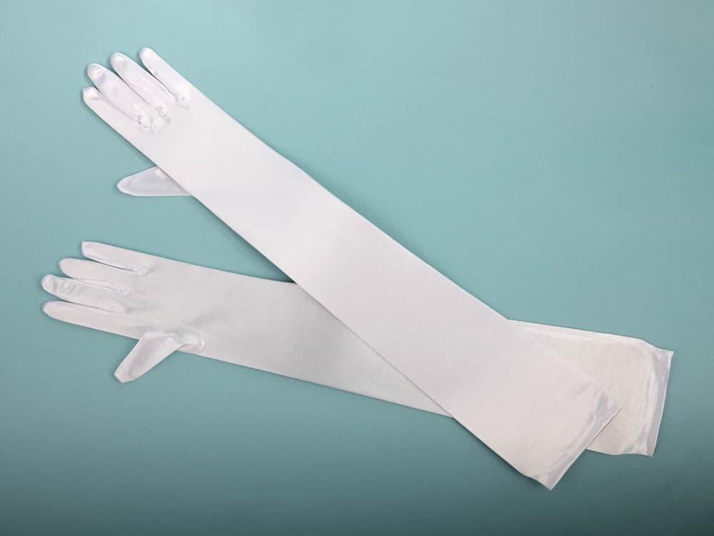 Перчатки Снегурочки