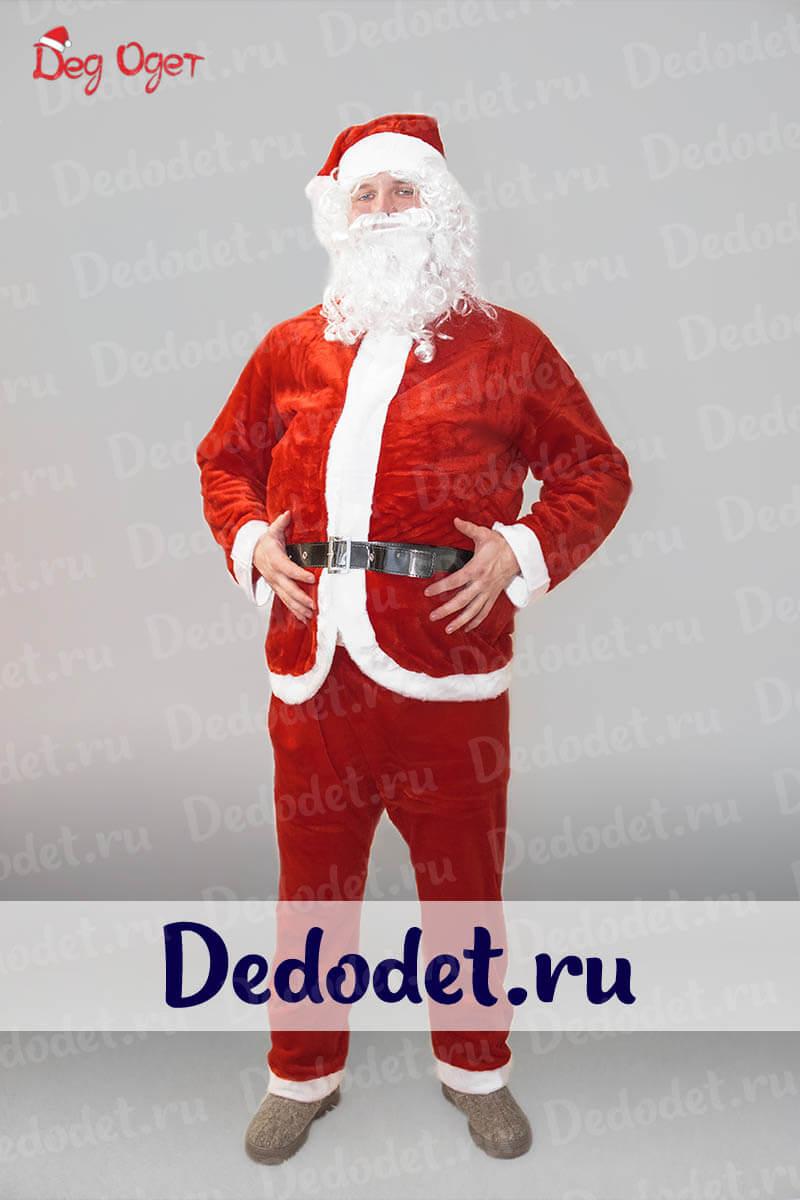 Костюм Санта-Клауса 2