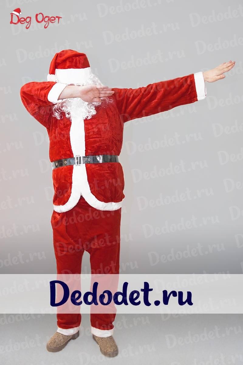 Костюм Санта-Клауса 3