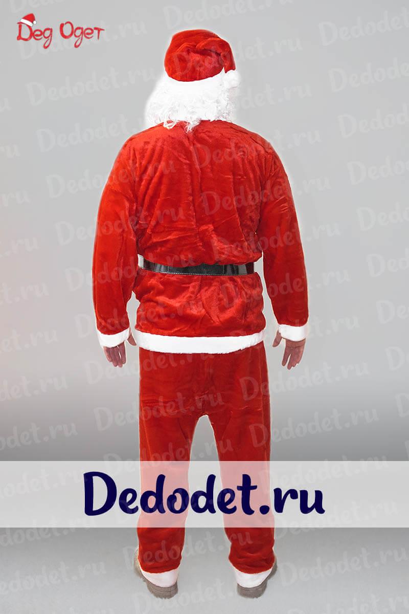 Костюм Санта-Клауса 4